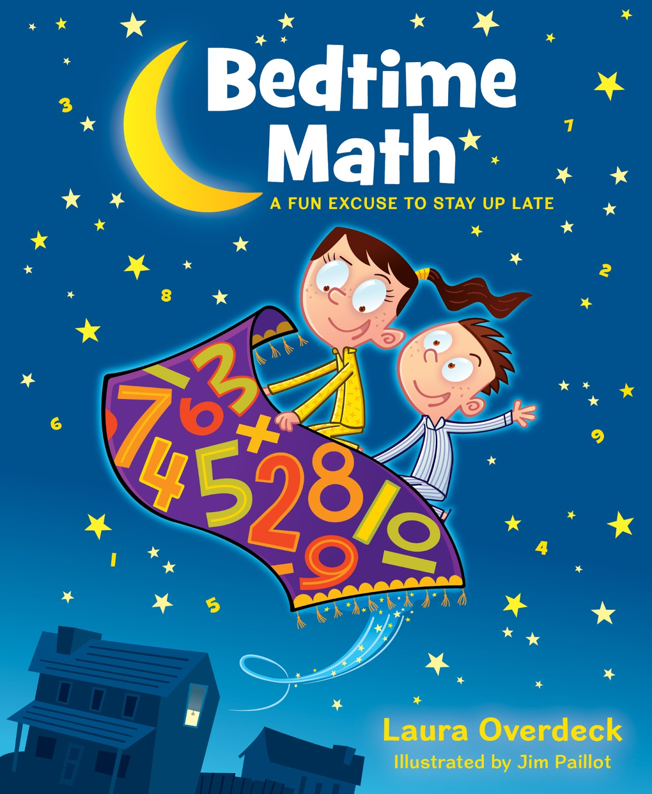 Children Book Cover Page ~ Susan heim on parenting bedtime math book tour an