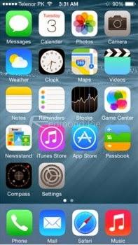 Как сделать непрочитанным сообщение на айфоне