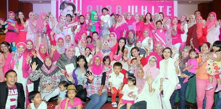 AuraWhite Beauty Event
