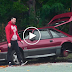 His Car Breaks Down And Everyone Ignores Him. But Look Who Finally Stops To Help Him… WOW!