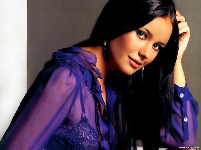 Actress Oxana Fedorova