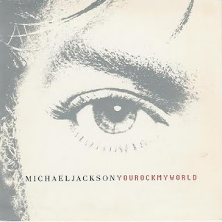 MICHAEL JACKSON - YOU ROCK MY WORLD (SINGLE 12'') (2001)