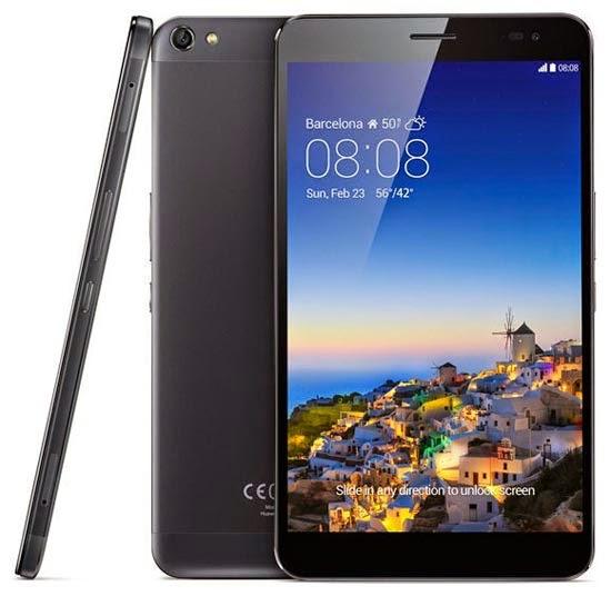 Spesifikasi Lengkap Huawei MediaPad X1