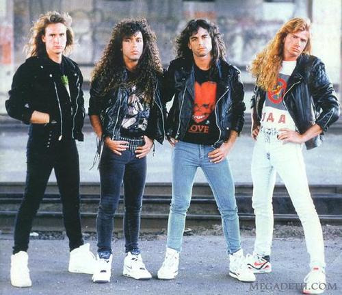 Quest O Das Malvinas Megadeth Rust In Peace 1990