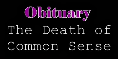 the death of common sense It is rare that a book should carry in its title a double entendre so embarrassing to the author howard intends to say that common sense has.