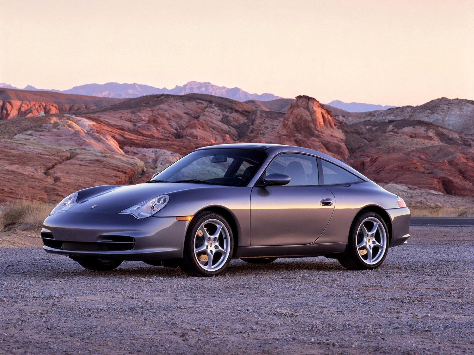 Porsche Targa - Edition 996