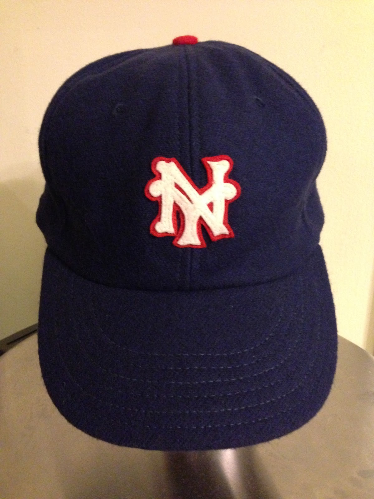 cooperstown ball cap co caps 1940 new york giants. Black Bedroom Furniture Sets. Home Design Ideas