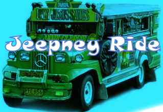 Jeepney Ride