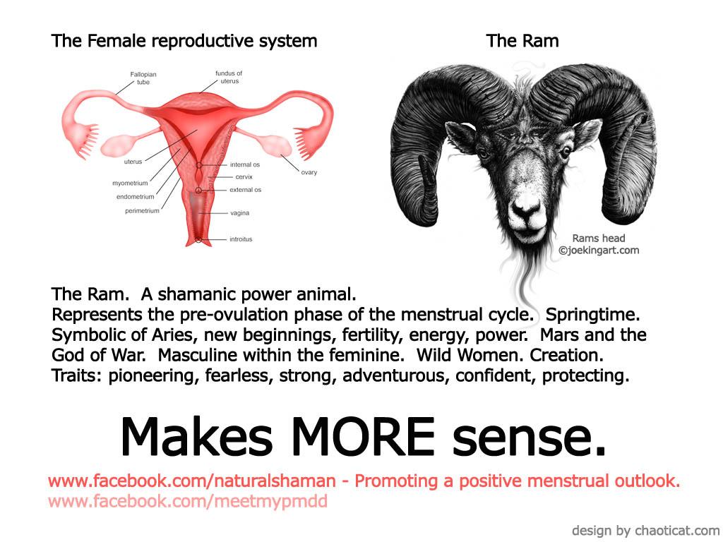 Natural Shaman: Womb Symbolism