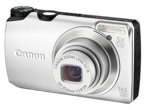 Canon PowerShot A3200