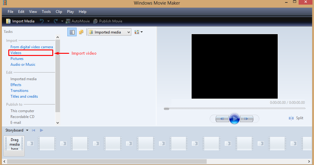 Cara Memotong Video Dengan Windows Movi Maker Graphic Design By Tara Free Download Game Dan
