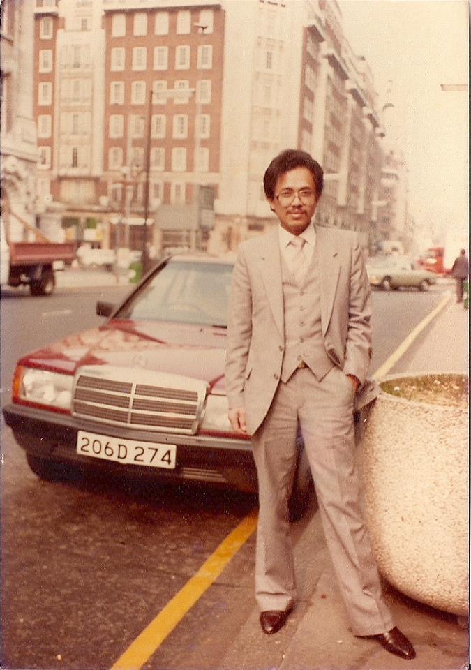 London - 1984.