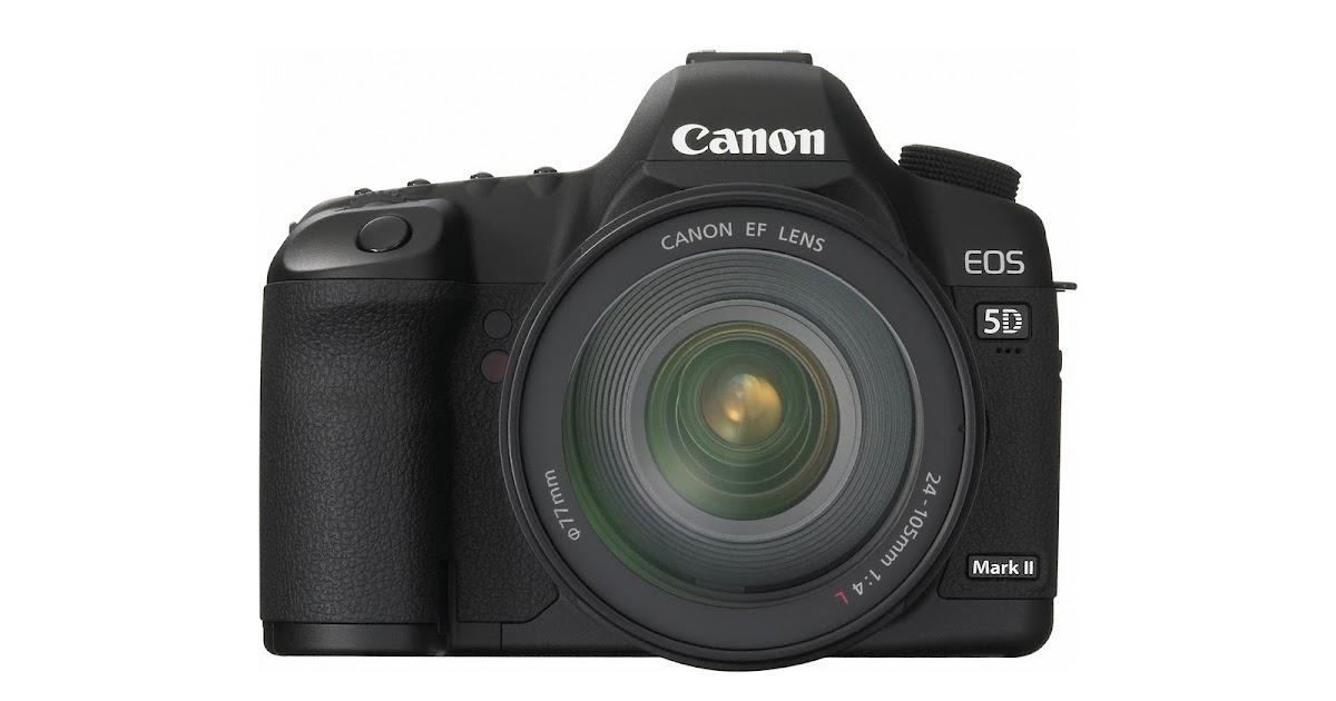 Canon eos 5d mark ii dslr camera technical specs for Canon 5d mark ii price