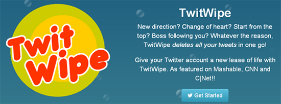 TwitWipe