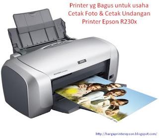 printer yang bagus untuk cetak foto