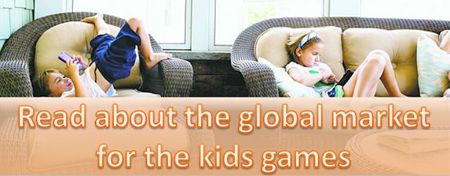 kids mobile gaming