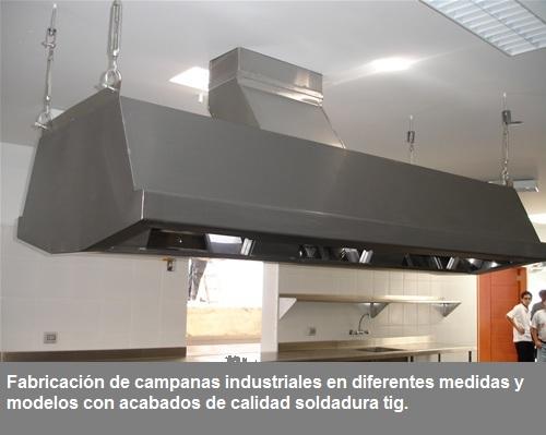 Ductos industriales lima peru campanas industriales - Campanas industriales de cocina ...