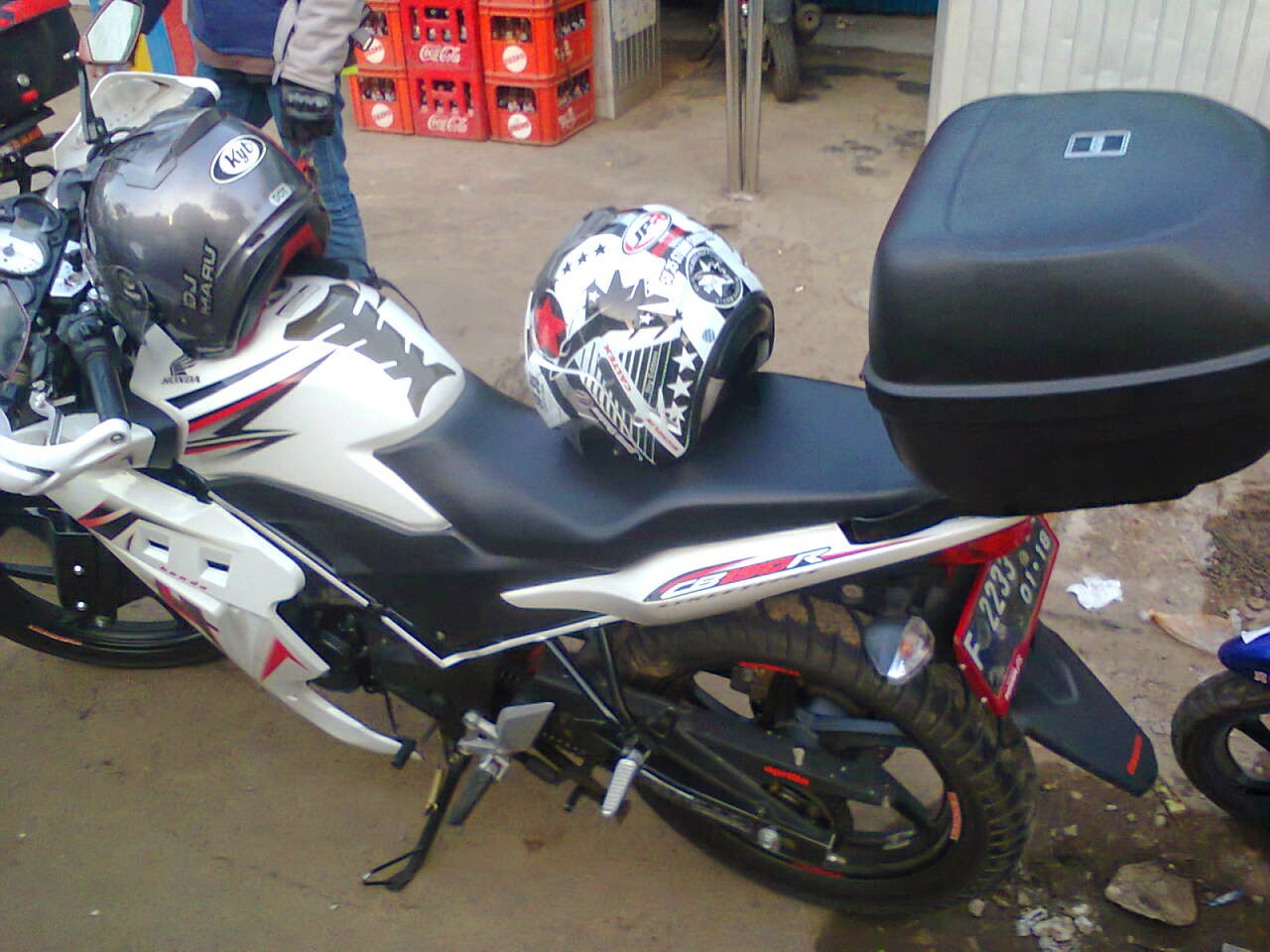 Feel The Different Motor Modif Touring Tapi Budget
