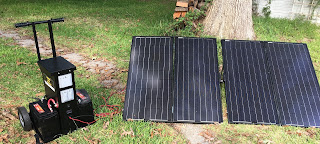 Point Zero Energy HomeGrid™ 5000HD Solar Electrical Generator