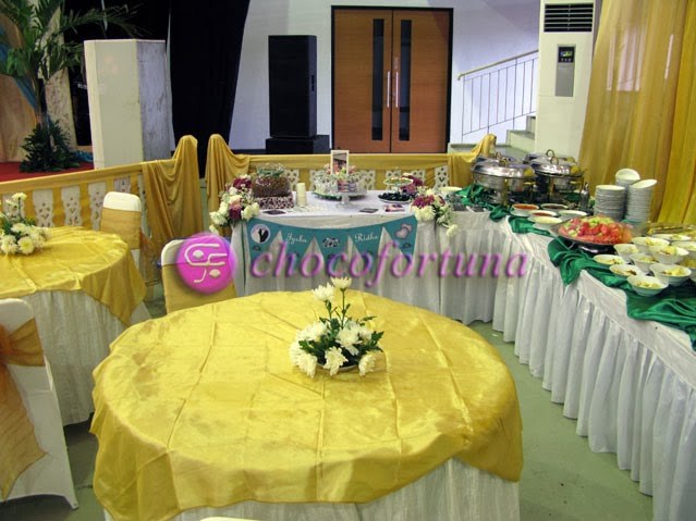 Dessert Table Sweet Corner Wedding Pernikahan