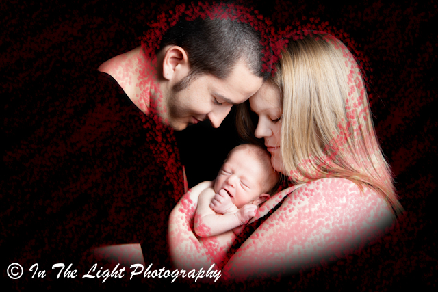 Newborn Portraits Mesa Arizona Family