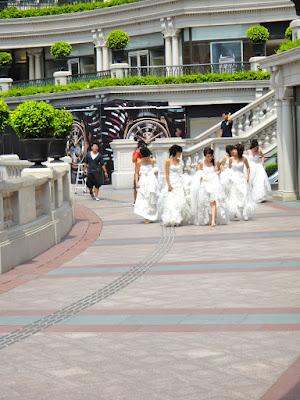 Wedding Photoshoot at 1881 Heritage Hong Kong