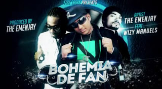 Bohemia De Fan Feat Wizy Manuels Prod By - The Emenjay free download full rap