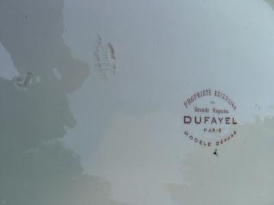 signature grands magasins Dufayel