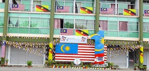 Malaysia Di Sini Lahirnya Sebuah Cinta, tema hari merdeka 2014, cara menunjukkan rasa cinta pada negara Malaysia