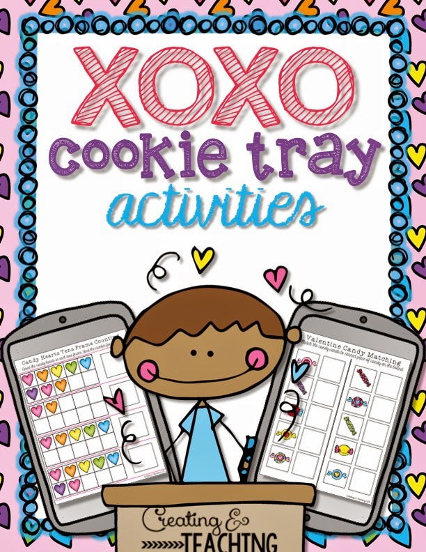 https://www.teacherspayteachers.com/Product/XOXO-Cookie-Tray-Activities-1682318