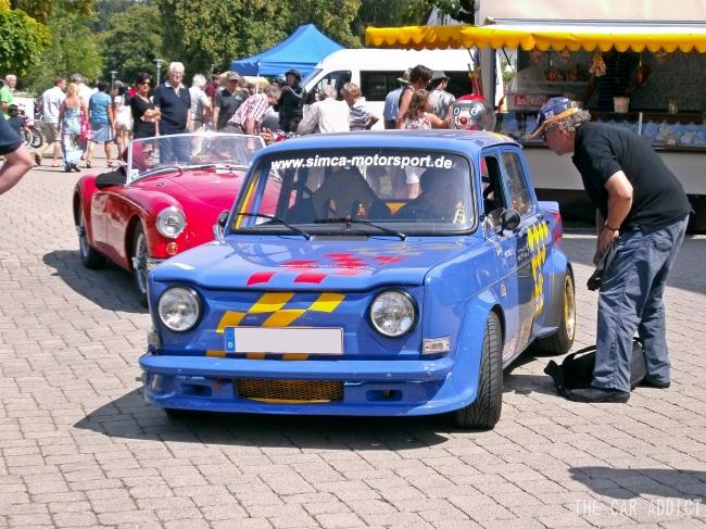 Simca 1000 Rallye