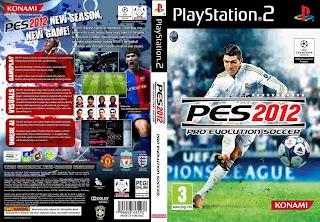 Download - Pro Evolution Soccer 2012 | PS2