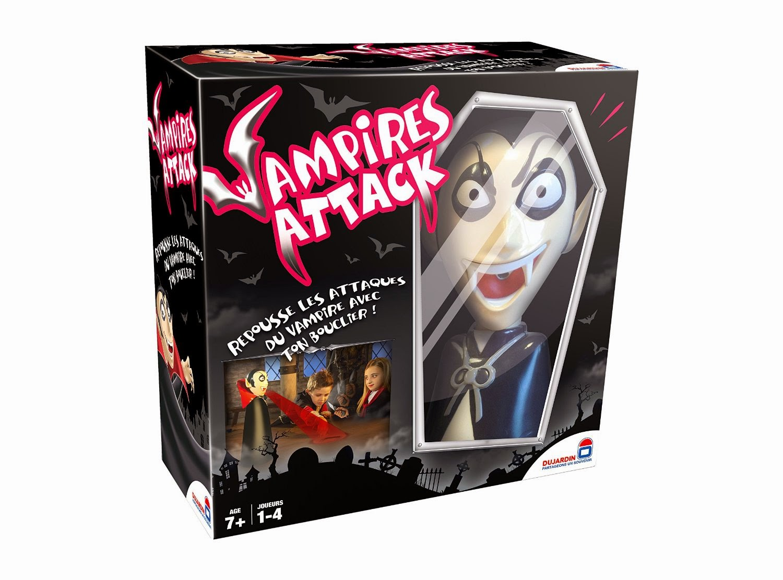 avis vampires attack, jeu vampires attack