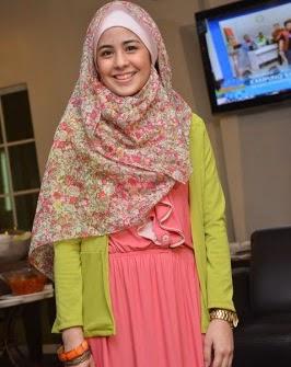 7 Model Busana Hijab Ala Risty Tagor Pusat Model
