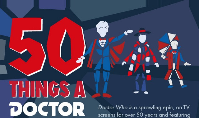 50 things a Doctor Who Fan Should Know