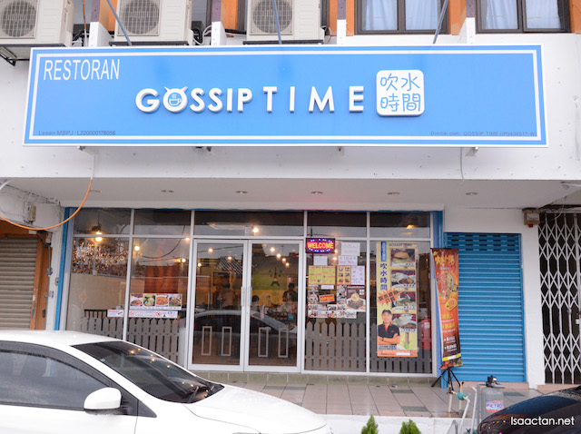 Gossip Time Restaurant @ Paramount Garden Petaling Jaya