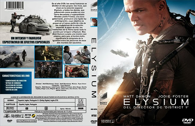 Elysium (2013) DVD9 NTSC [Iso] [Mega]