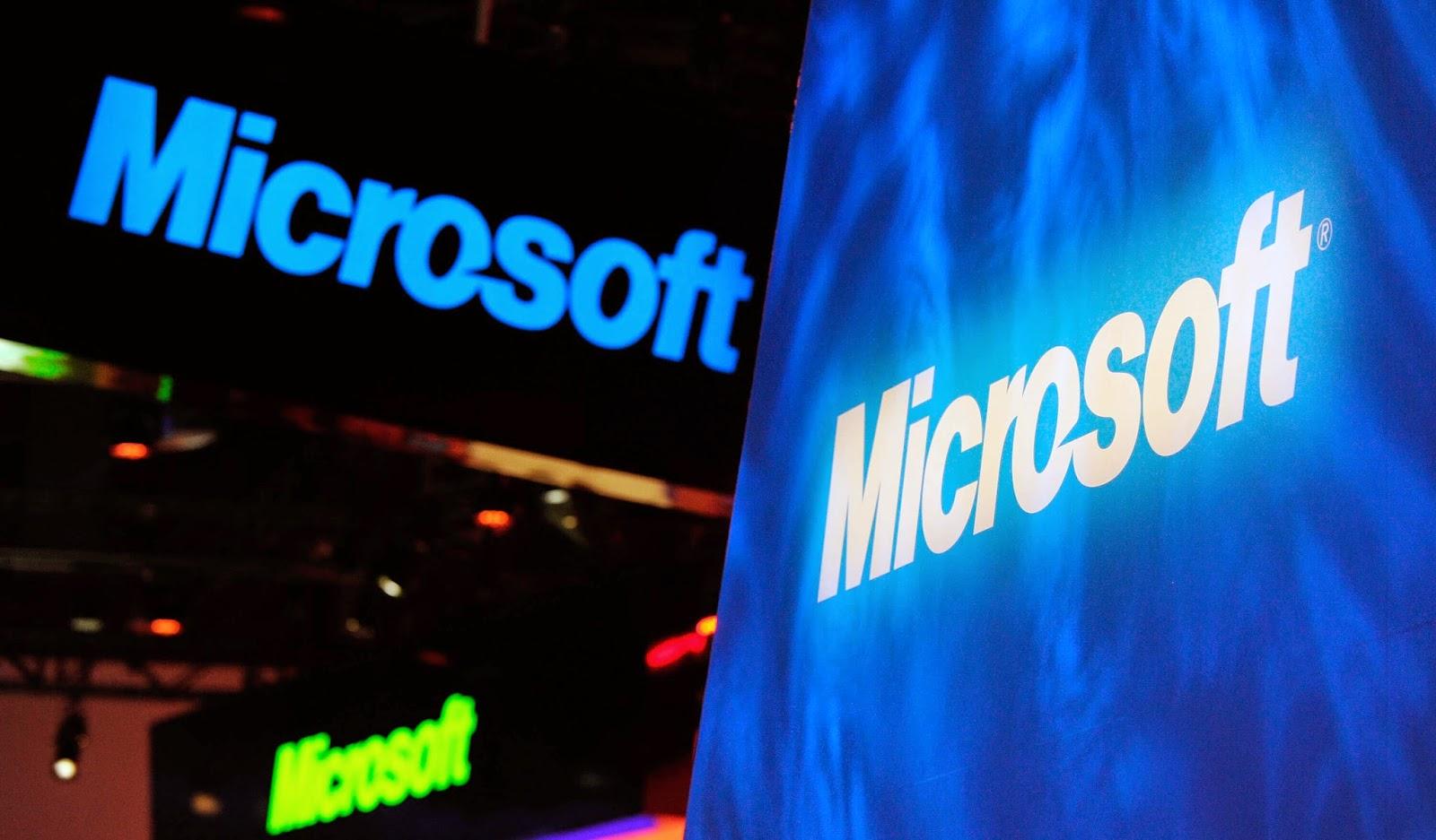 على خطى سوني و سامسونغ، مايكروسوفت تعد مفاجئة 2015 !