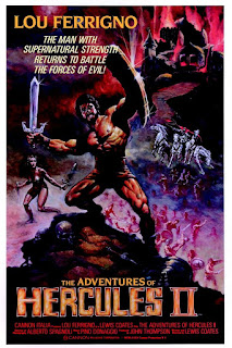 Watch The Adventures of Hercules II (Le avventure dell'incredibile Ercole) (1985) movie free online