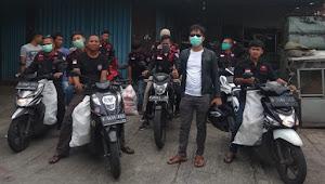 BBR Dan Diaga Muda Indonesia Lakukan Program Sosial di  Ciomas