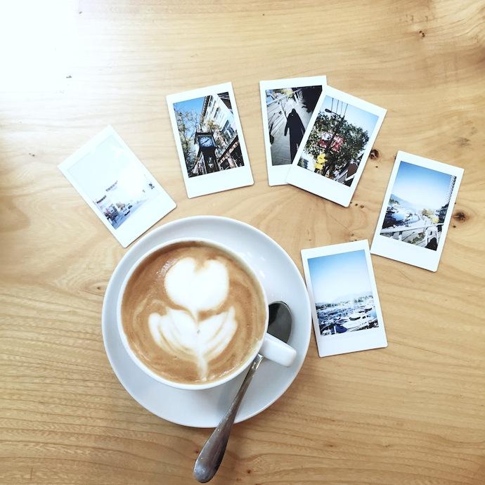Bench Canada Polaroid Project Vancouver Buro Espresso Bar