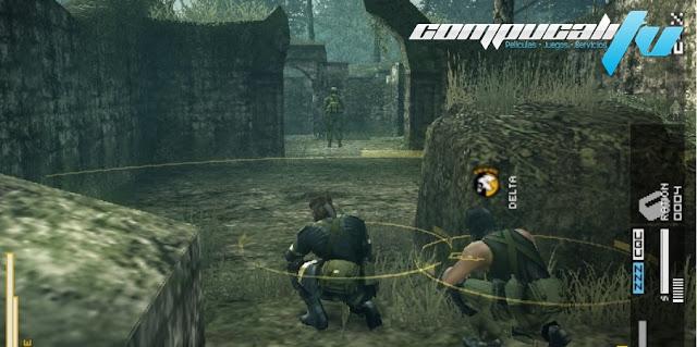 Metal Gear Solid Peace Walker PC Full Español