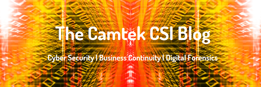 The Camtek CSI Blog