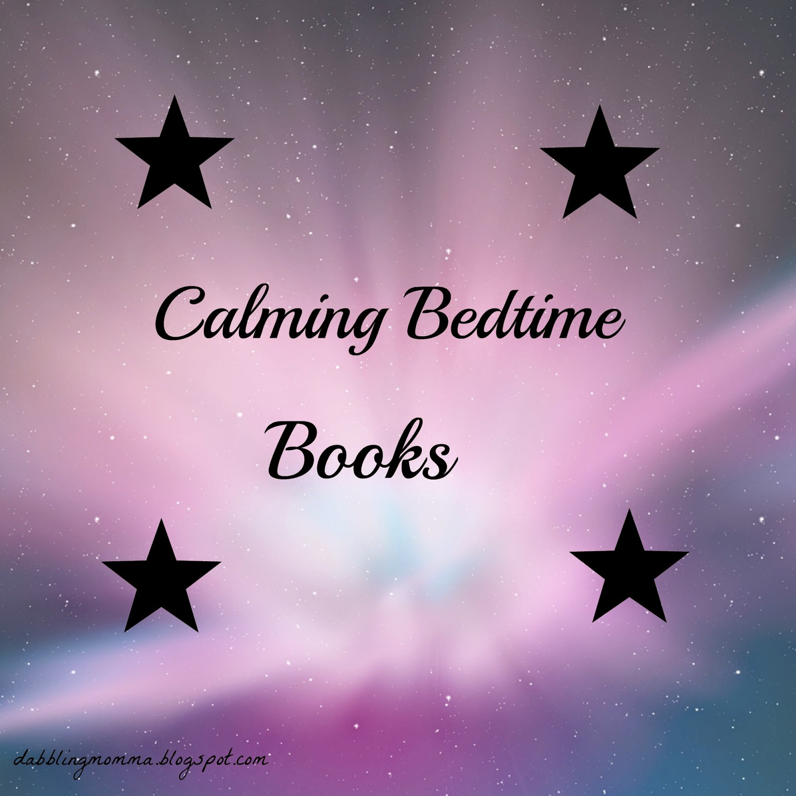 Calming Bedtime Books