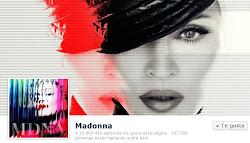 Madonna en Facebook