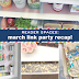 Reader Spaces: March Organizing Link Party Recap!