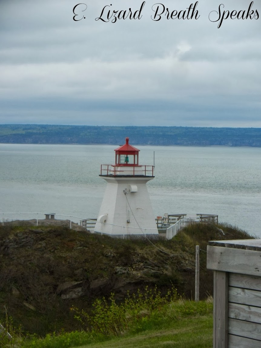 Cape Enrage Lighthouse, Canada