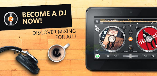 Download edjing PE - Turntables DJ Mix v2.1.0 APK