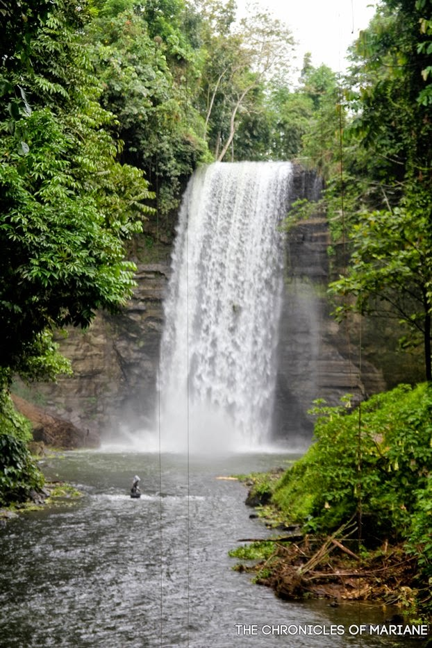 south cotabato falls