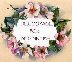 Decoupage Guide